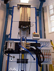 Optical Fiber Draw Towers Bh Services Llc